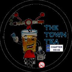 THE TOWN TEA